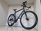 Скоростной велосипед Trinx Tempo 1.1 540. 28 колеса. 22 рама, фото 8