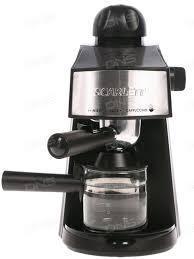 Кофеварка рожковая Scarlett SC-CM33004 черный, фото 2