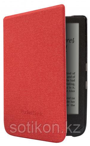 Чехол для электронной книги PocketBook WPUC-627-S красный
