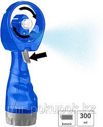 Мини-вентилятор с пульверизатором (вентилятор с распылителем воды, 300мл)