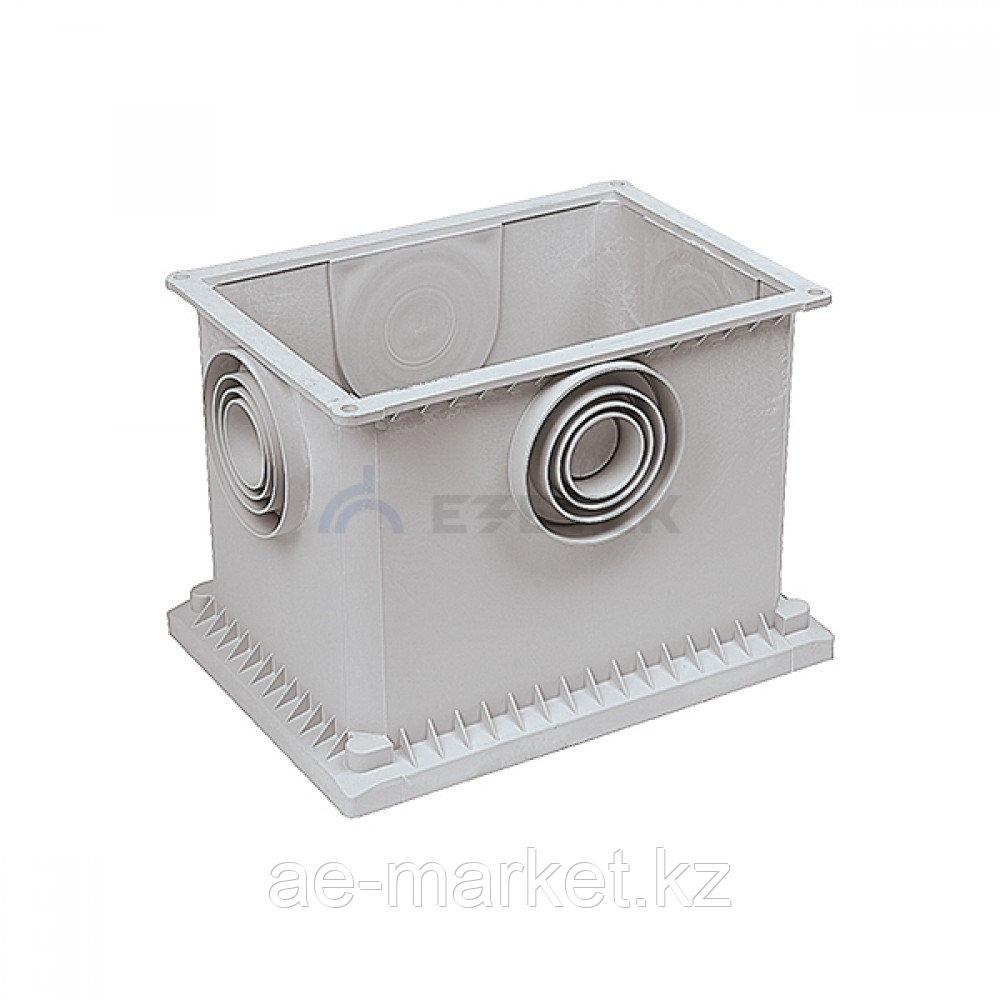 Колодец заземления контрольно-измерительный 335*240*255 мм, пластик