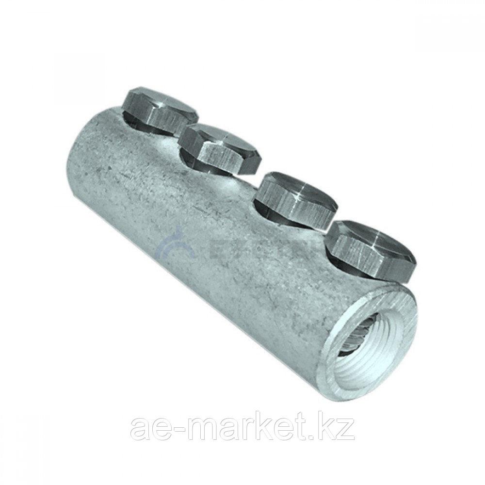 Муфта соединительная болтовая 16 мм, алюм.