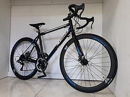 Велосипед Шоссейный Trinx Tempo 1.1 500. 28 колеса. 20 рама. Kaspi RED. Рассрочка