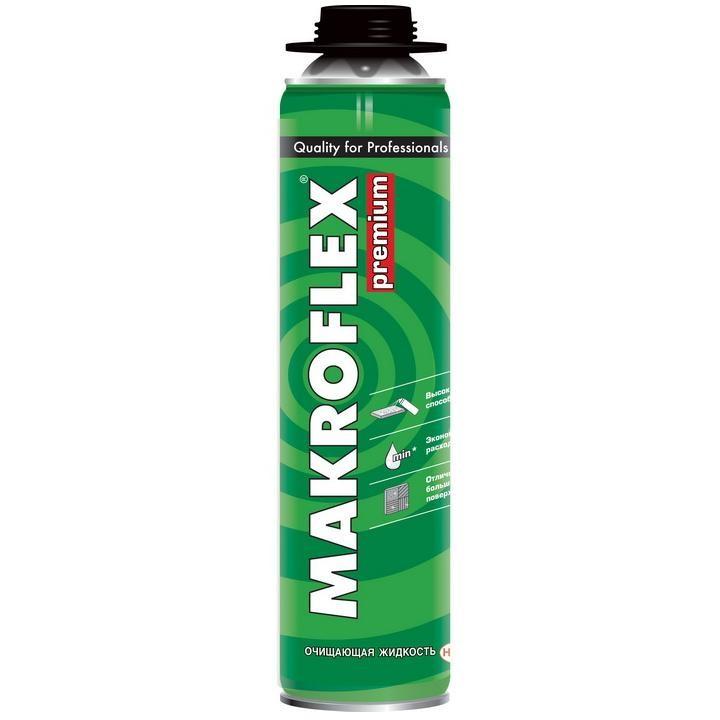 MAKROFLEX Premium Cleaner, очищающая жидкость, 500 мл