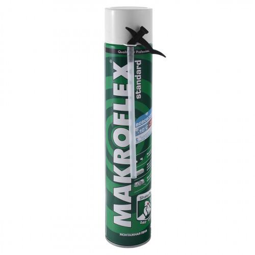 MAKROFLEX PU STD Всесезонная стандартная монтажная пена, 750 мл