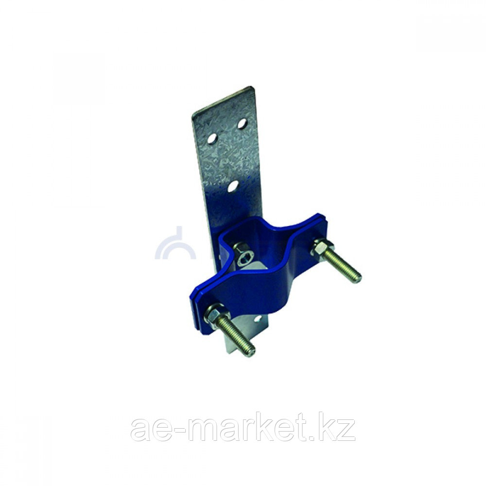 Кронштейн для мачты 10 мм на планке, сталь