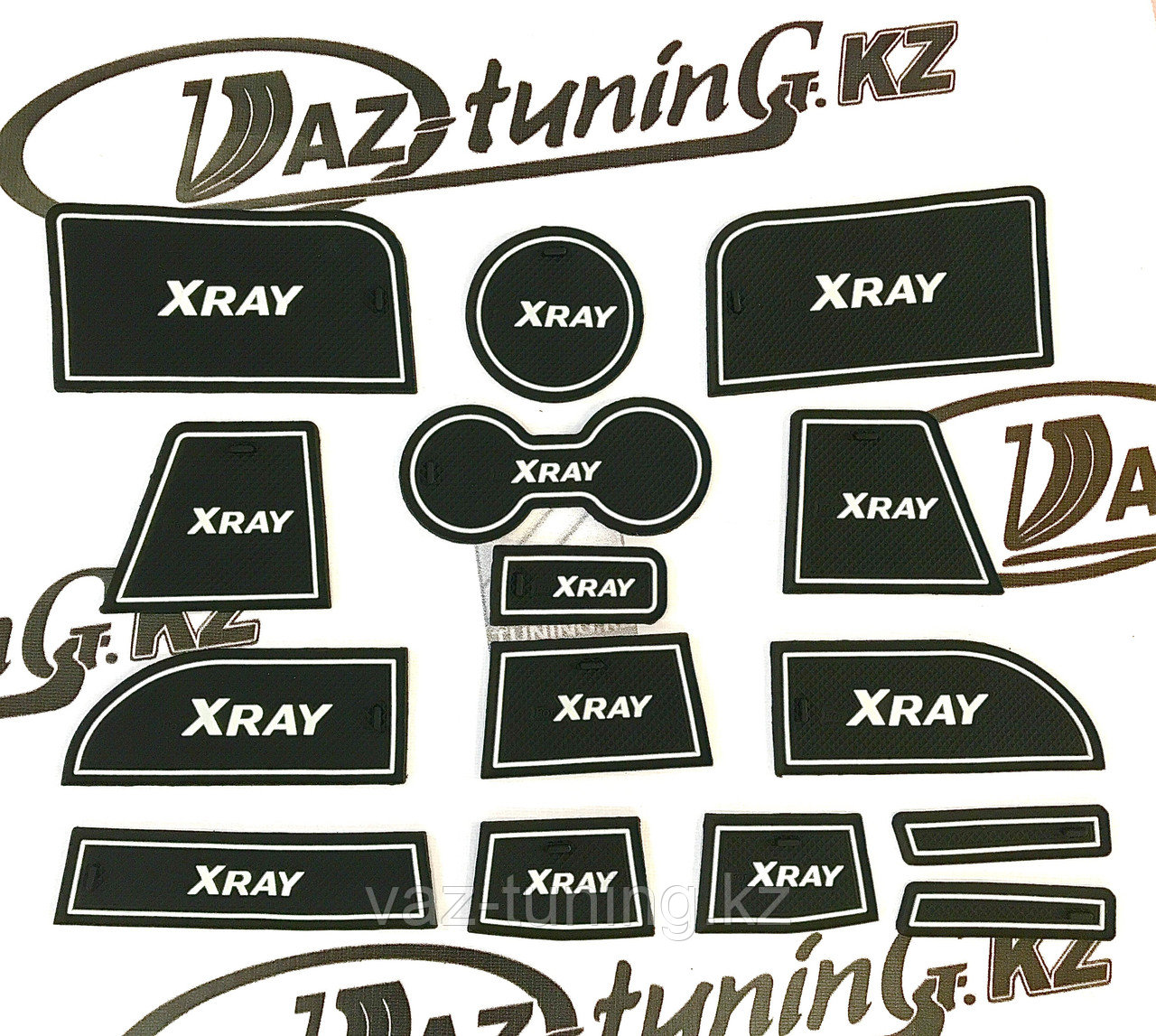 Коврики в панель приборов Лада X-Ray