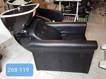 Парихмахерское кресло+мойка для волос