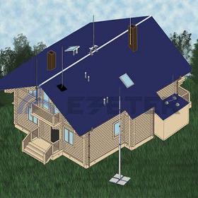 Молниезащита для частных домов