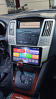 Автомагнитола  Lexus Rx 330/350 Android mac Audio