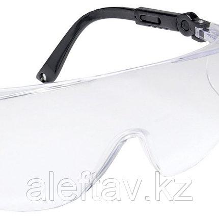 Очки защитные с открытой панорамой по бокам, фото 2