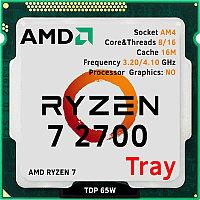Ryzen 7 2700 oem/tray (YD2700BBM88AF)