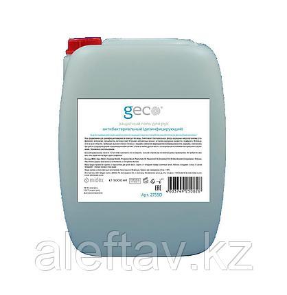 Дезинфицирующее средство для рук содержит спирт  В таре 5 литров, фото 2