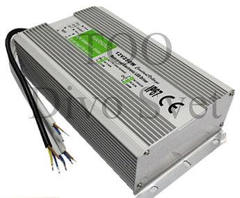 Блок питания 12V 16.7A 200W IP67, закрытый влагозащищенный. Трансформатор 220В-12В, 200 Ватт. Power supply 12v