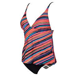 Arena  купальник женский пляжный Stripes