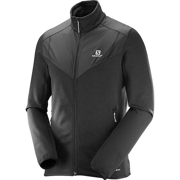 Salomon  куртка мужская X Alp FZ Mid M