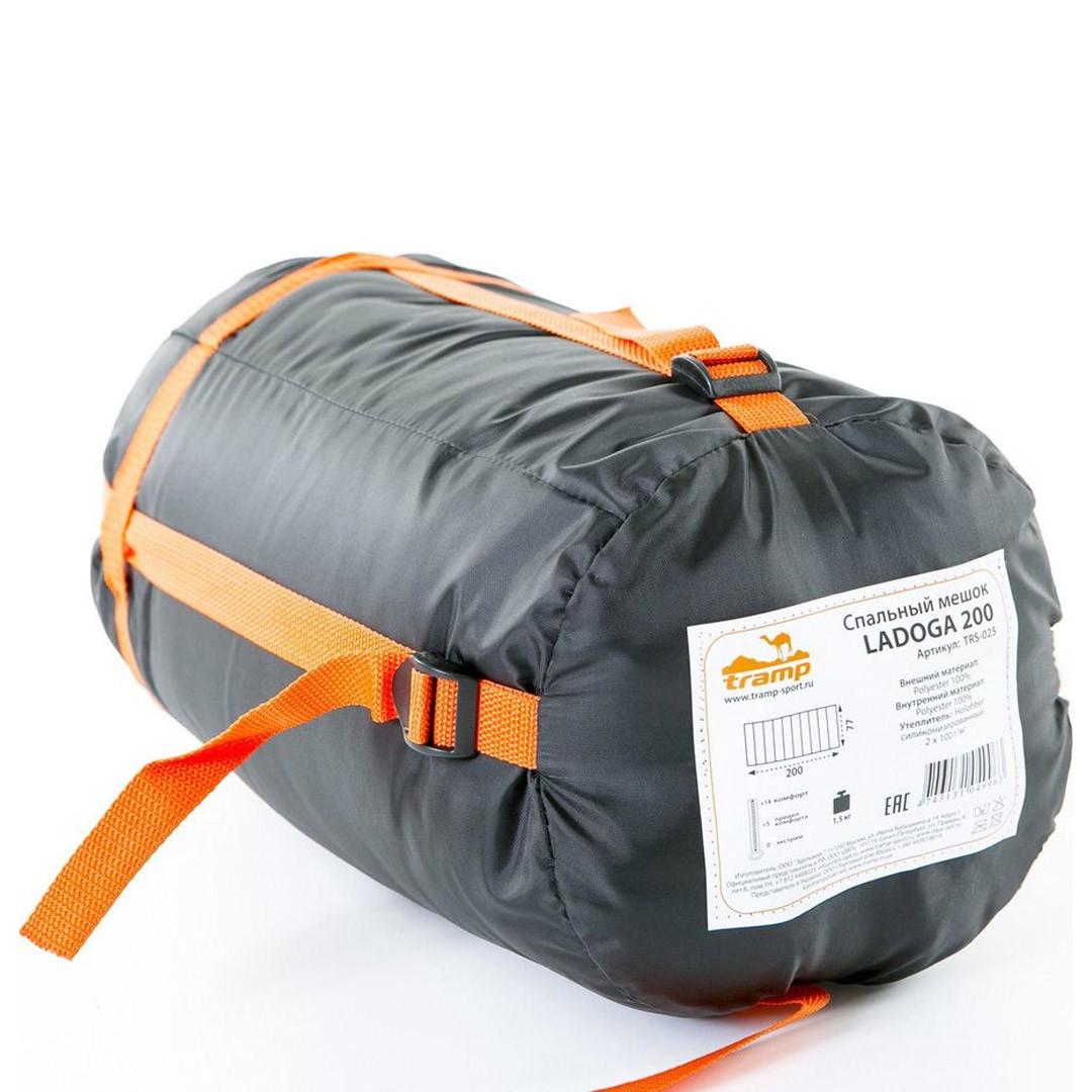 Tramp  спальный мешок Ladoga 200