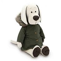 Мягкая игрушка собака Orange Лапуська Осенняя куртка 30см, фото 1