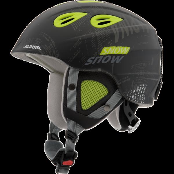 Alpina  шлем горнолыжный Grap 2.0 Jr