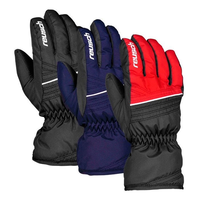 Reusch  перчатки подростковые Alan Junior
