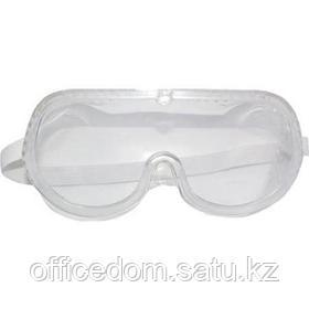 """Очки защитные """"GS"""" Optex , прозрачные"""