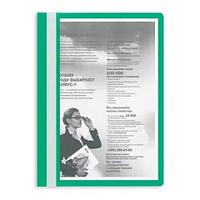 Папка-скоросшиватель Attache, 10 шт/уп, зеленый
