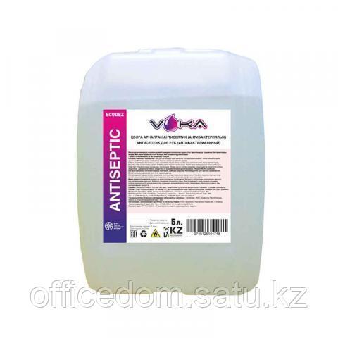 Жидкость для рук - кожный антисептик Voka, канистра, 5 л