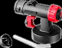 Набор :распылитель воздушных краскопультов,ЗУБР КПЭ-Р1, тип Р1,плюс в комплекте два сопла 1.8 и 2.6мм (КПЭ-Р1)