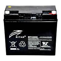 Аккумуляторная батарея Ritar RT12200 (12V 20Ah)