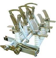 Выключатель нагрузки автогазовый типа ВНА-10/630 с заземляющими ножами