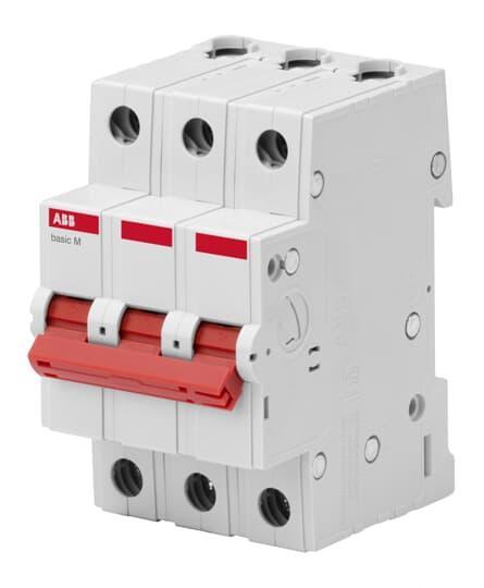 2CDD643051R0050 Выключатель нагрузки 3P 50A BMD51340