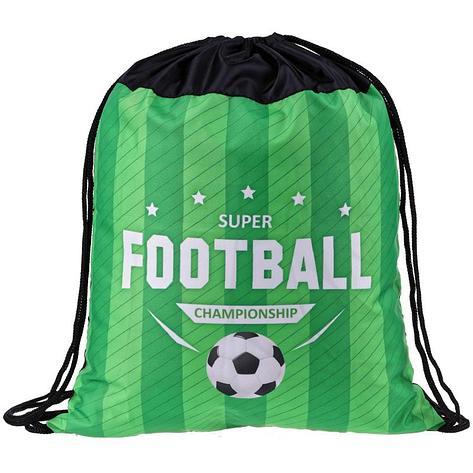"""Мешок для обуви 1 отделение ArtSpace """"Football"""", 350*430мм, фото 2"""