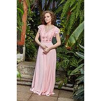 """Платье женское MINAKU """"Amore"""", размер 48, цвет розовый"""