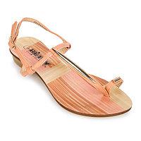 Туфли женские открытые арт. 957729/01-02E, цвет розовый, размер 36