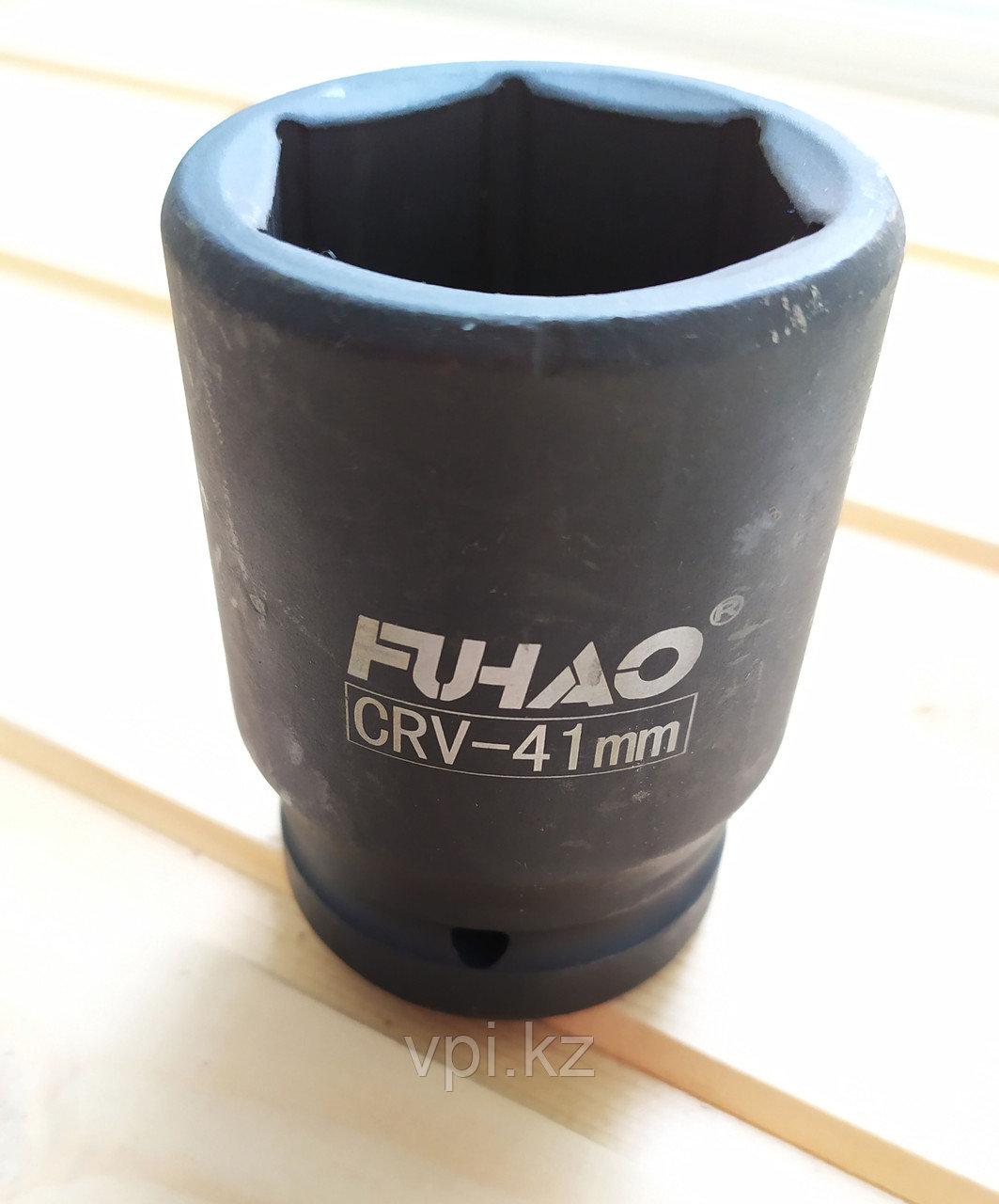 """Торцевая головка HEX - шестигранник  ударная черная, 41мм 1"""" FH"""