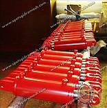 Гидроцилиндр поднятие рамы ПБМ 800/ПБМ 1200 ГЦ-80.40.320.000У L=1300, фото 4