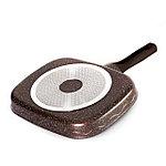 Гриль-сковорода Nice Cooker Alfetta Series 28x24x4,8 см 1,6 л, фото 2