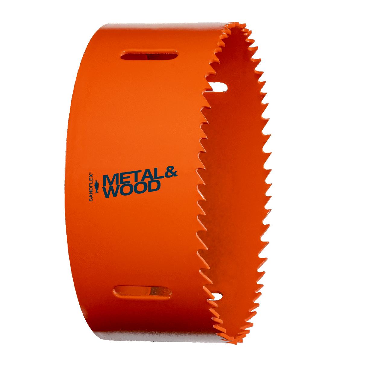 3830-43-VIP Биметалическая кольцевая пила Sandflex ,43мм BACHO