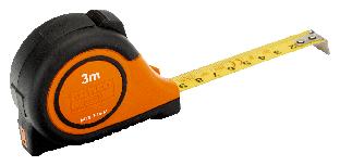 MTB-3-16-M Рулетка L=3м, ширина ленты 16мм, магнит BACHO