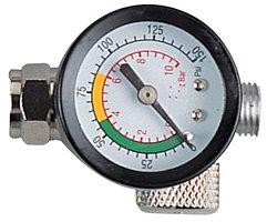 "Регулятор воздуха с манометром для ""Краскопульта"" ACC-609"