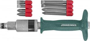 Ударная отвертка SL 8,10 (36,80 мм) PH#2,3 (36,80 мм), 9 предметов AG010139