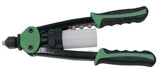 Заклепочник ручной рычажный усиленный, 3.2 - 6.4 мм V2102