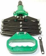 Заклепочник ручной кулисный промышленный, 2.4 - 4.8 мм V1002