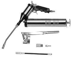 Нагнетатель консистентных смазок пневматический, 6 предметов JAT-360K