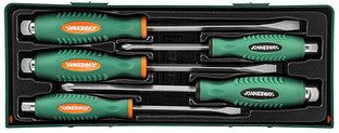 Набор отверток стержневых ударных, силовых под ключ, в ложементе, 5 предметов D70105SC
