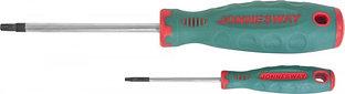 Отвертка стержневая TORX® ANTI-SLIP GRIP, T15х80 D71T15