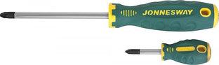 Отвертка стержневая POZIDRIV® ANTI-SLIP GRIP, PZ4x200 D71Z4200