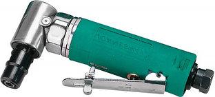 Набор бормашинка пневматическая угловая 18000 об/мин., патрон 3/6 мм, L-155 мм с насадками, 15 предметов