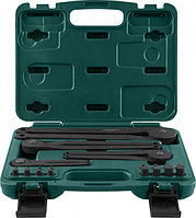 Универсальный набор радиусных ключей для удержания шкивов и маховиков AI010152