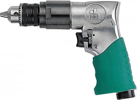 Дрель пневматическая с реверсом 1800 об/мин., патрон 1-10 мм JAD-6234A